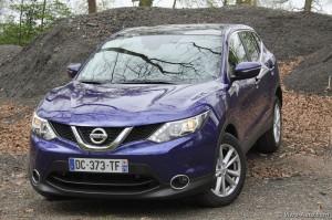 Nissan Qashqai 2 - Essai sur Vivre Auto