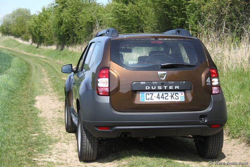 essai dacia duster dci 4x4 ambiance. Black Bedroom Furniture Sets. Home Design Ideas