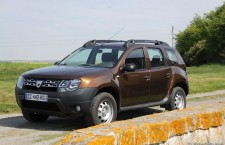 Essai Dacia Duster dCi 4×4 Ambiance