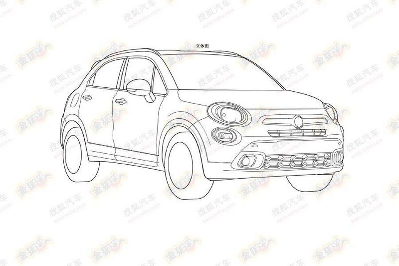 Lire l'article « Sccop : la future Fiat 500X »