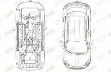 Sccop : la future Fiat 500X