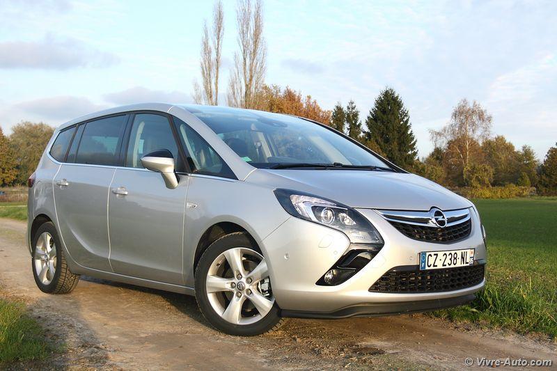 Lire l'article «Essai Opel Zafira Tourer 1.6 CDTi 136 : une révolution mécanique ?»