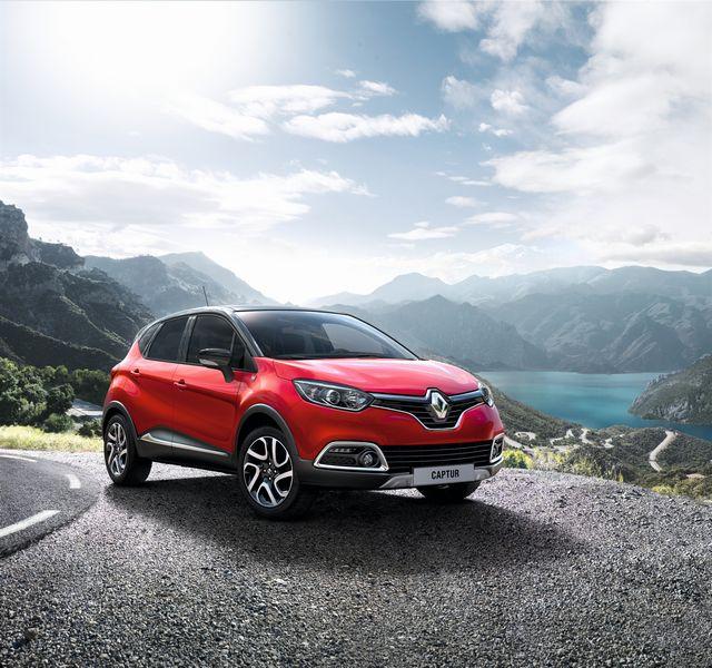 Lire l'article «Série limitée Renault Captur Helly Hansen»