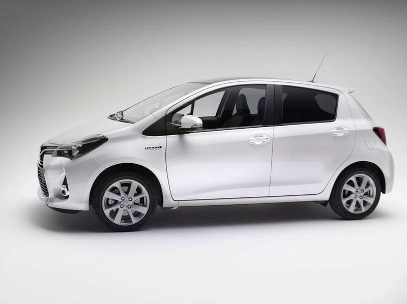 Lire l'article «Nouvelle Toyota Yaris Restylée»