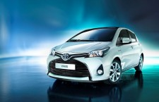 Nouvelle Toyota Yaris Restylée