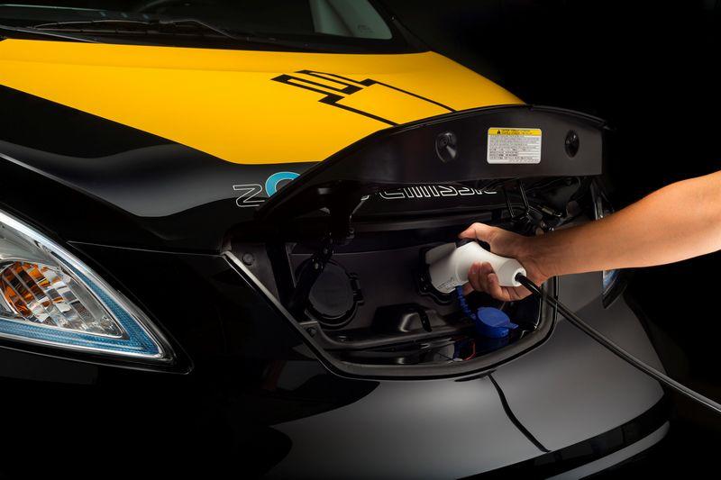 Lire l'article «Nissan e-NV200, le fourgon 100% électrique»