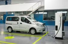 Nissan e-NV200, le fourgon 100% électrique