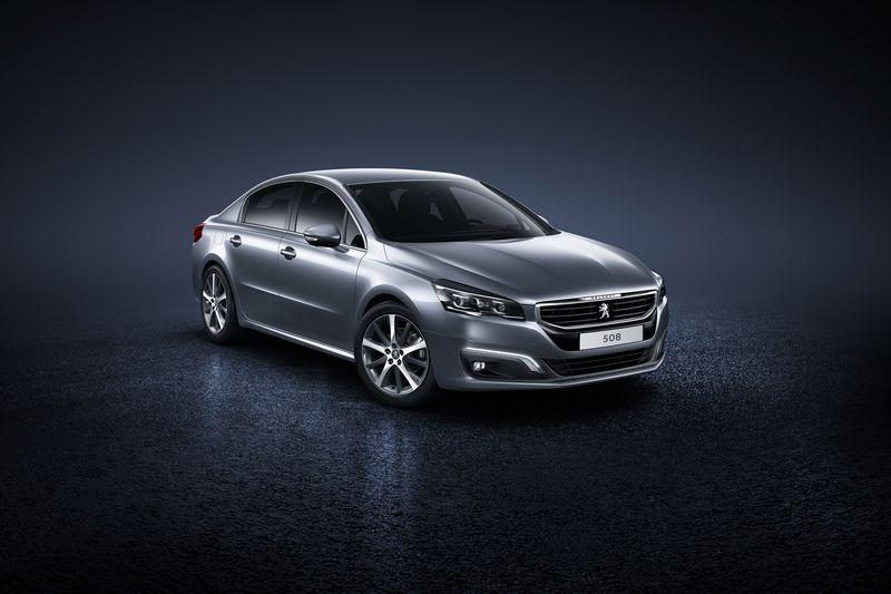 Lire l'article «Nouvelle Peugeot 508 restylée»