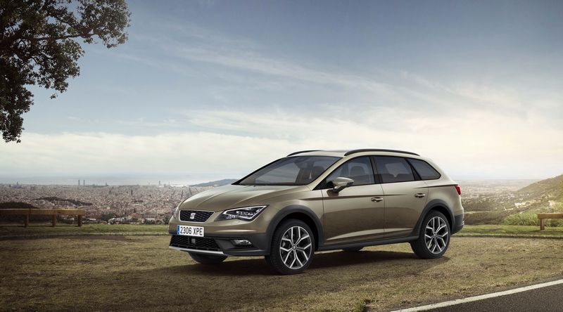 Lire l'article « Seat Leon X-Perience : le break baroudeur »