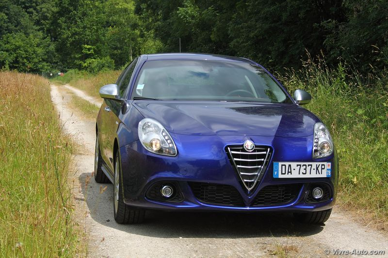 Lire l'article «Essai Alfa Romeo Giulietta JTDm 150»
