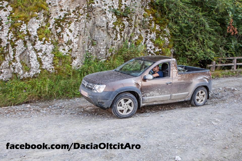 Lire l'article «Un Dacia Duster Pick-up en préparation ?»
