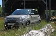 Essai Fiat 500L Trekking 1.6 Multijet 105