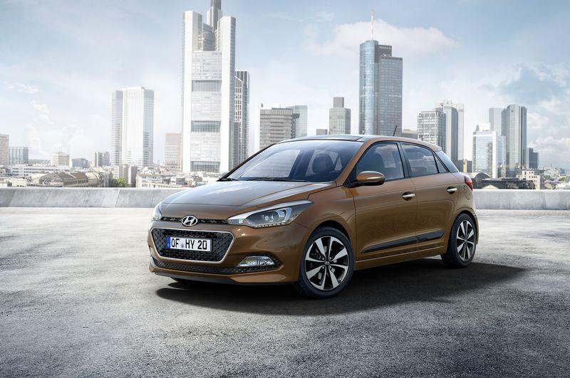 Lire l'article «Nouvelle Hyundai i20 : les premières photos»