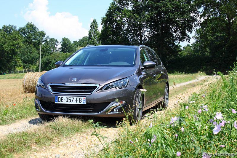 Lire l'article «Essai Peugeot 308 SW 1.2 PureTech 130 s&S»