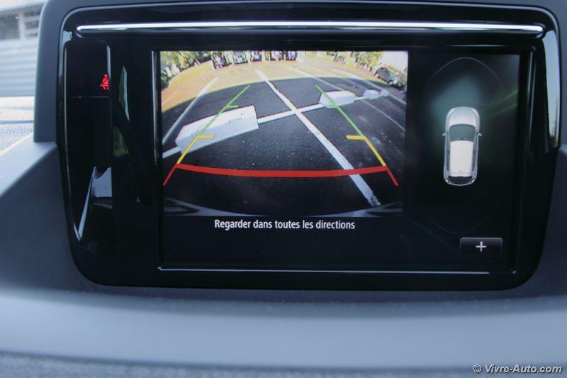Lire l'article «Essai Renault Megane restylée TCe 130 EDC Bose»