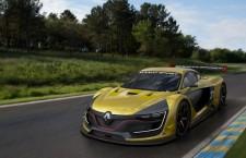 Renault Sport R.S. 01 : découvrez cette GT en photos et vidéo