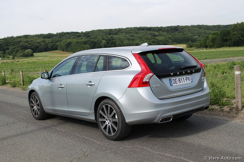 essai volvo v60 d6 awd plug in hybrid. Black Bedroom Furniture Sets. Home Design Ideas