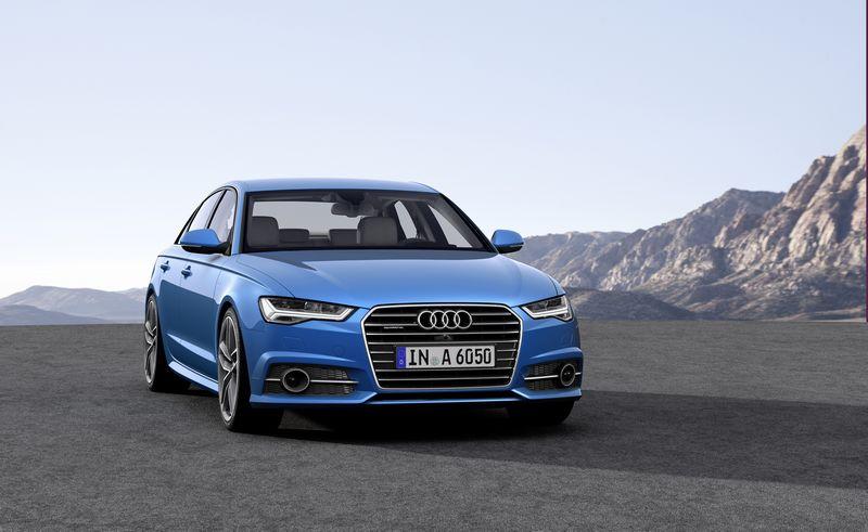 Lire l'article «Nouvelle gamme Audi A6 restylée»