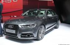 Nouvelle gamme Audi A6 restylée