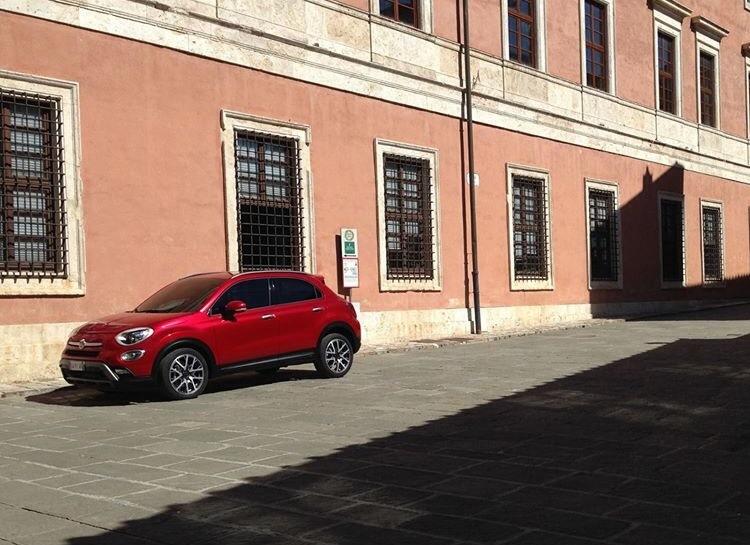 Lire l'article «Scoop : première photo de la Fiat 500X»