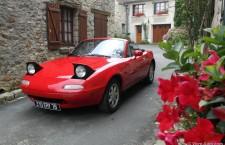 Essai Mazda MX-5 NA de 1991, le début d'un long succès