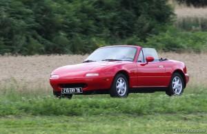 Mazda MX-5 NA - essai Vivre Auto