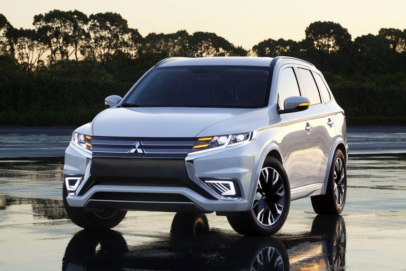 Lire l'article «Mitsubishi Outlander PHEV Concept-S»