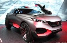 Concept Peugeot Quartz