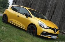 Essai Renault Clio R.S. EDC 200