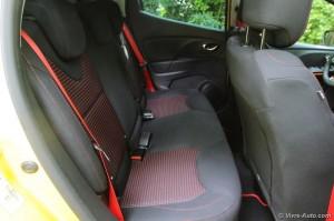 Renault Clio RS 4 Intérieur - essai Vivre Auto