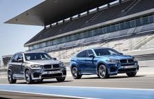Nouveaux BMW X5 M & X6 M