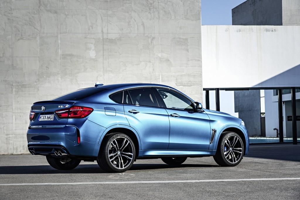 Lire l'article «Nouveaux BMW X5 M & X6 M»
