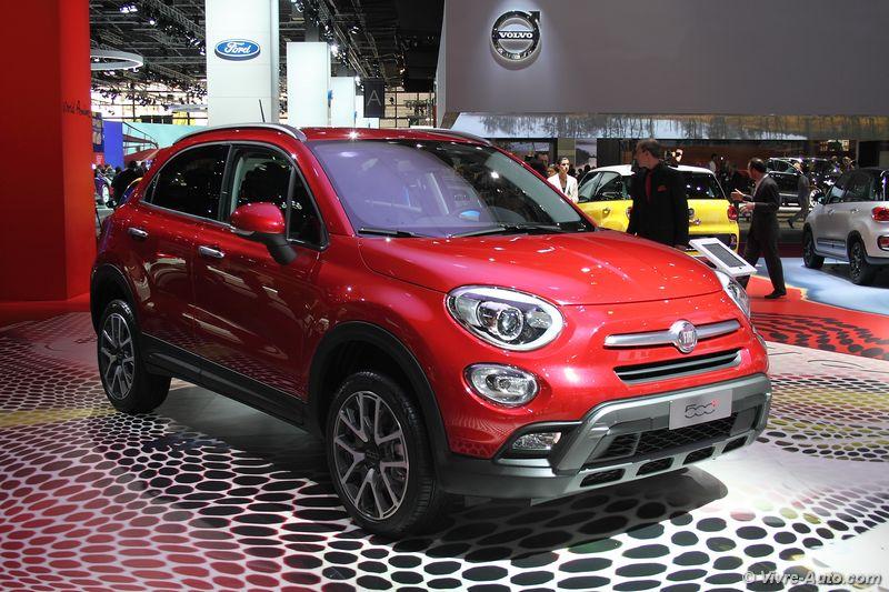 Lire l'article «Nouvelle Fiat 500X : de l'inédit !»