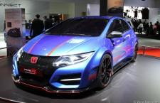 Honda Civic Type R prototype, dernière étape avant la commercialisation