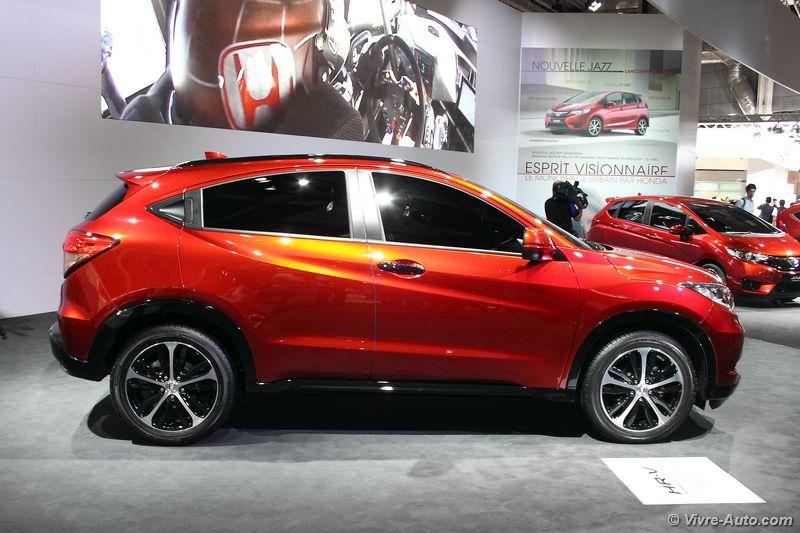 Lire l'article «Honda HR-V Prototype»