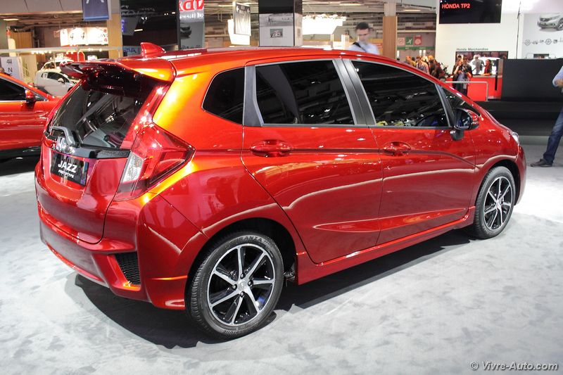 Lire l'article « Honda Jazz Prototype »