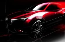 Nouveau Mazda CX-3 : présentation dans moins d'un mois !