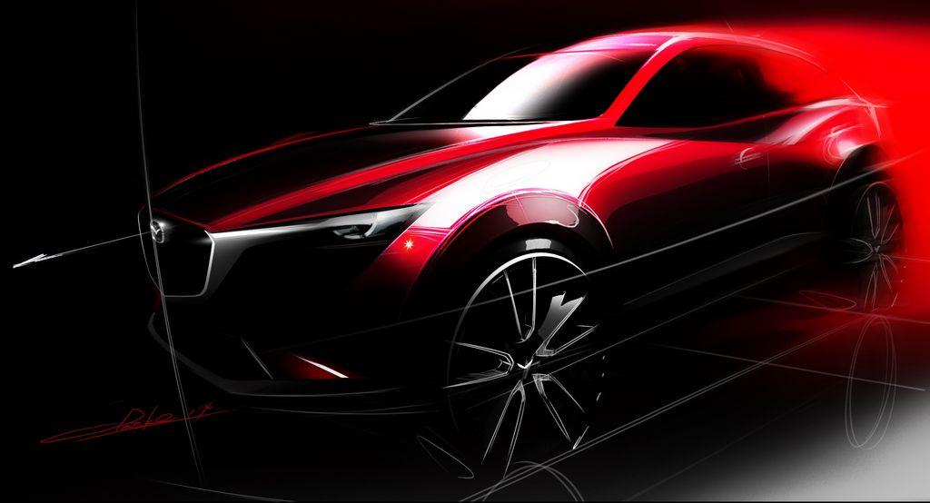 Lire l'article «Nouveau Mazda CX-3 : présentation dans moins d'un mois !»