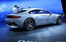 Concept Peugeot Exalt : de retour pour Paris