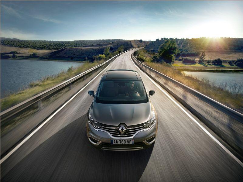 Lire l'article «Nouveau Renault Espace : toutes les infos»