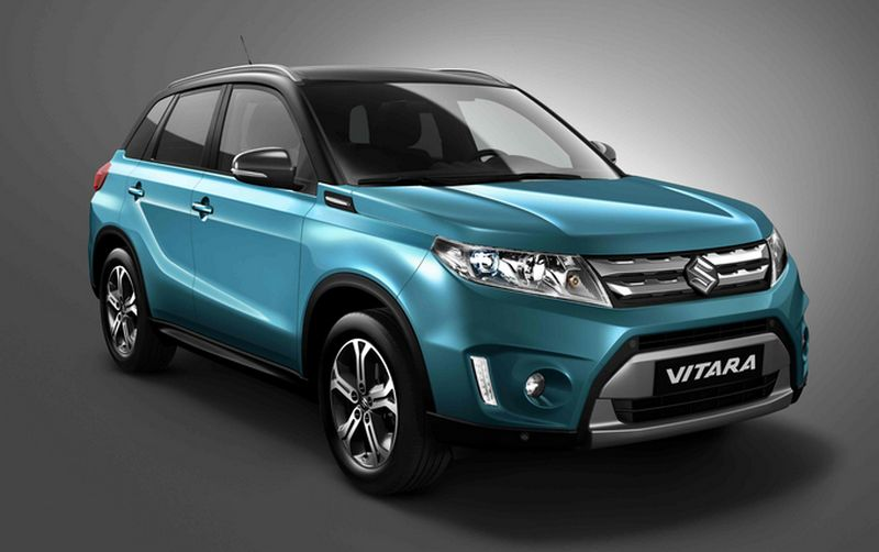 Lire l'article «Nouveau Suzuki Vitara»