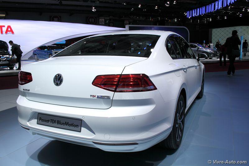 Lire l'article «Nouvelle Volkswagen Passat»