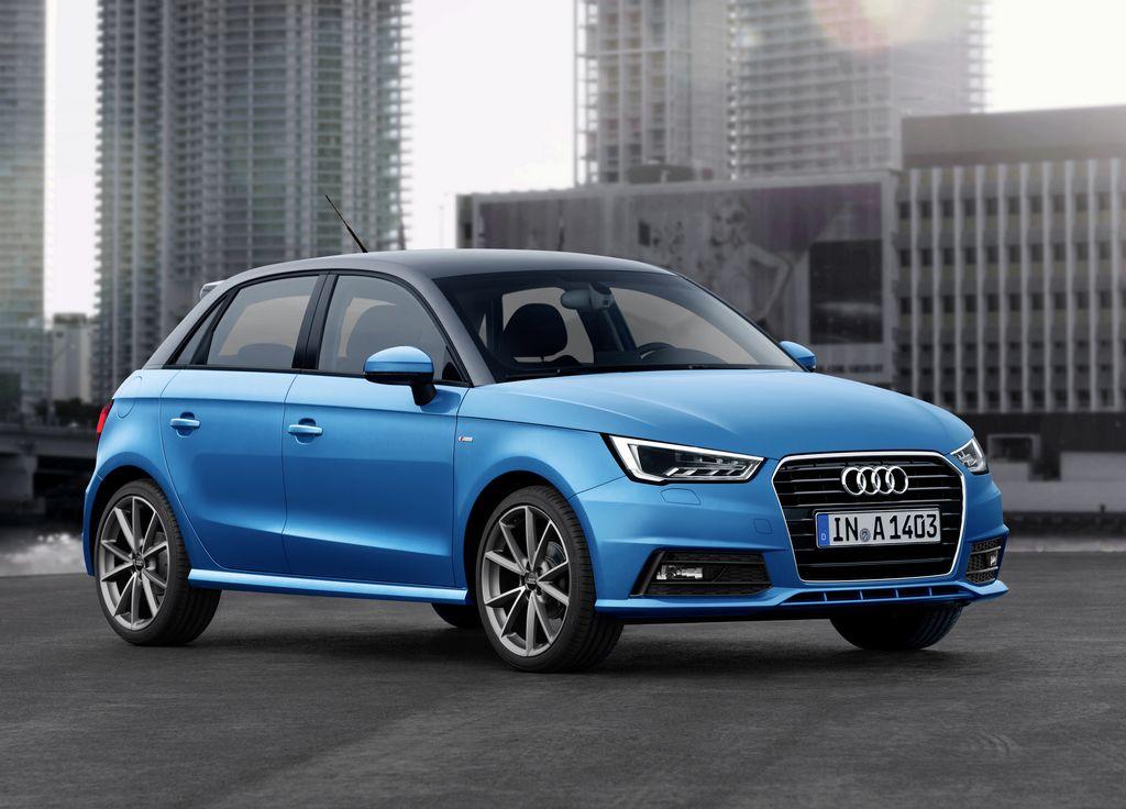Lire l'article «Audi A1, restylage et nouveaux moteurs»