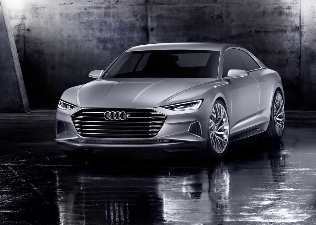 Lire l'article « Audi Prologue Concept : le futur d'Audi »