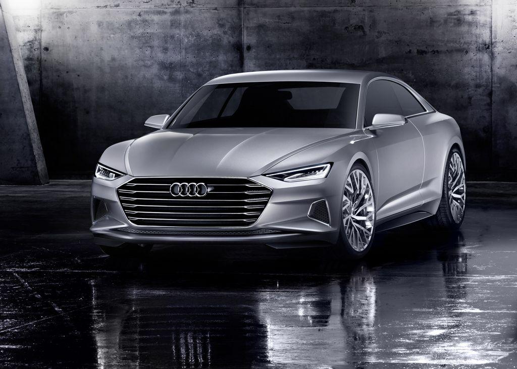 Lire l'article «Audi Prologue Concept : le futur d'Audi»