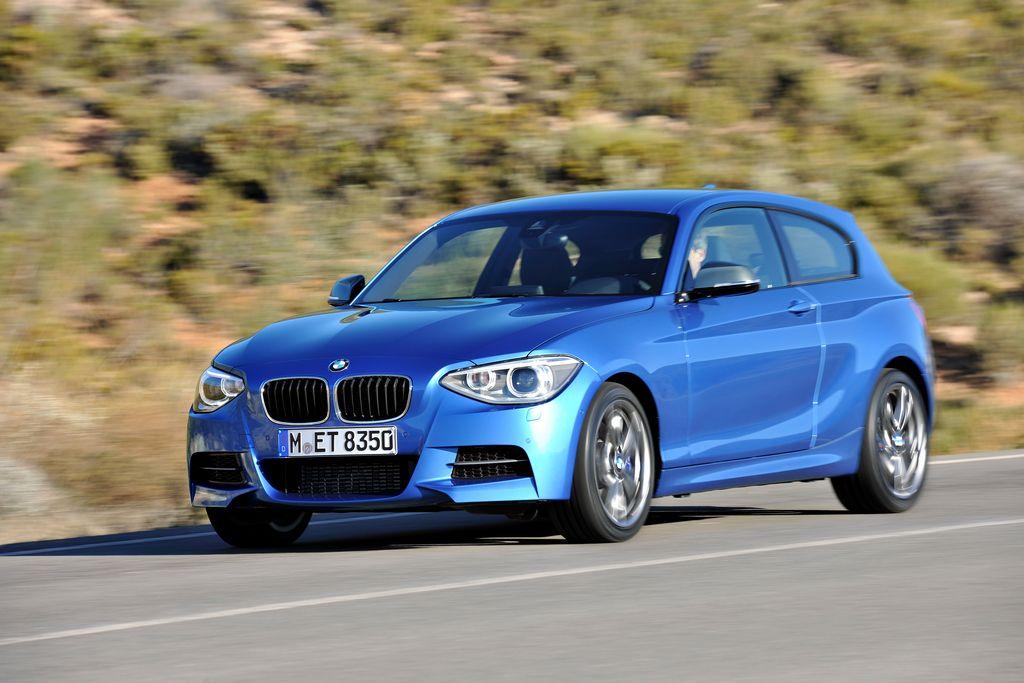 Lire l'article «Edition limitée «M Design» pour la BMW Série 1»