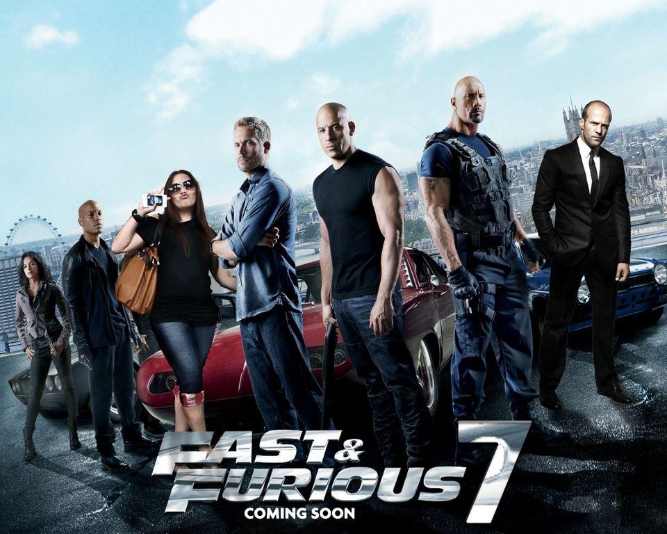 Lire l'article «Fast & Furious 7 : la première bande annonce officielle»