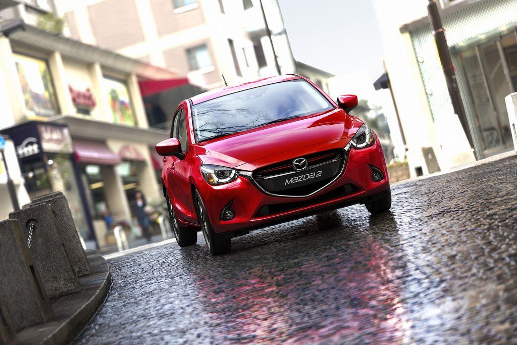 Lire l'article «Nouvelle Mazda 2 : les infos et tarifs»