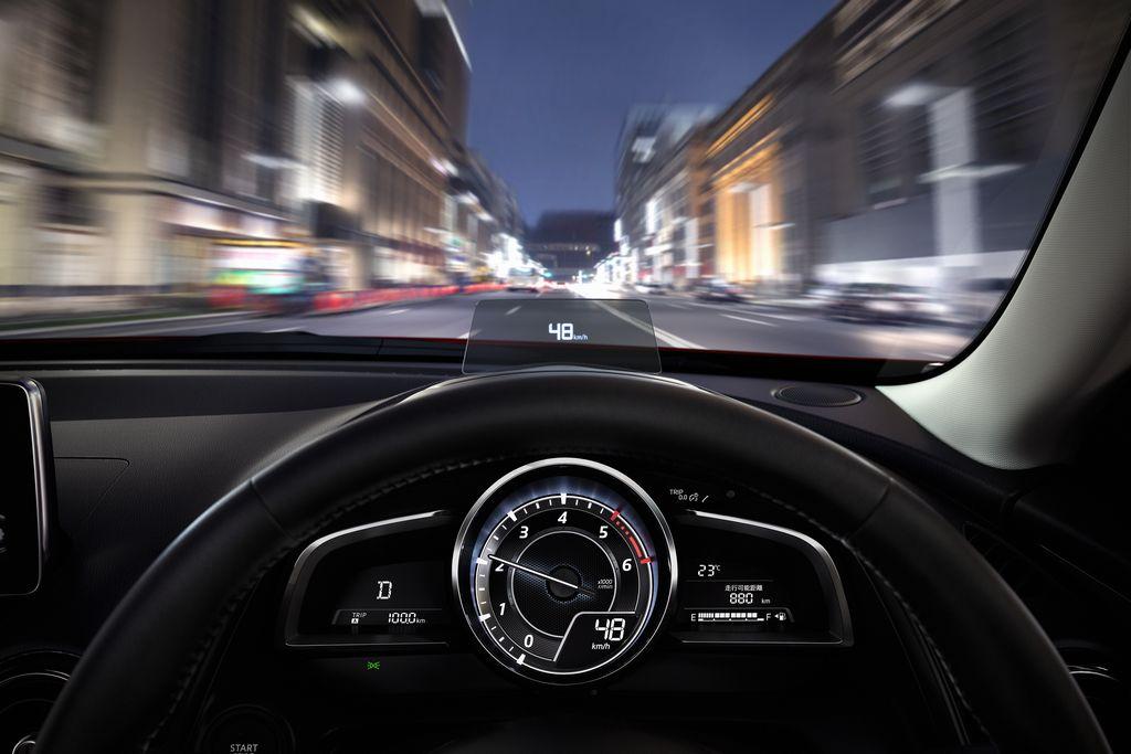 Lire l'article «Nouveau Mazda CX-3 : les premières photos & infos officielles»