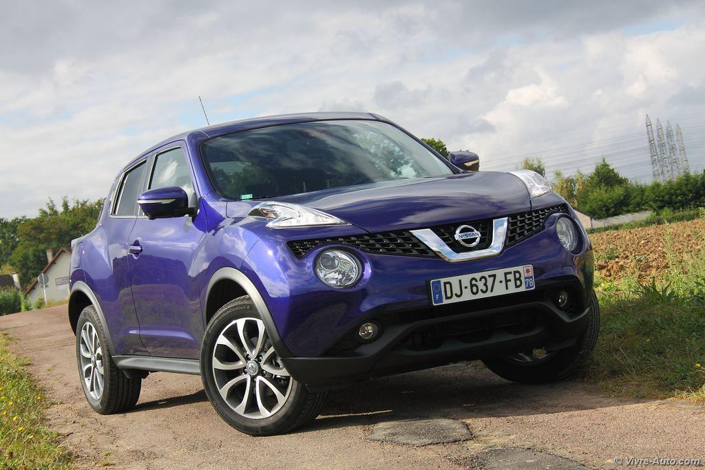 Lire l'article «Essai Nissan Juke dCi 110 Connect Edition»